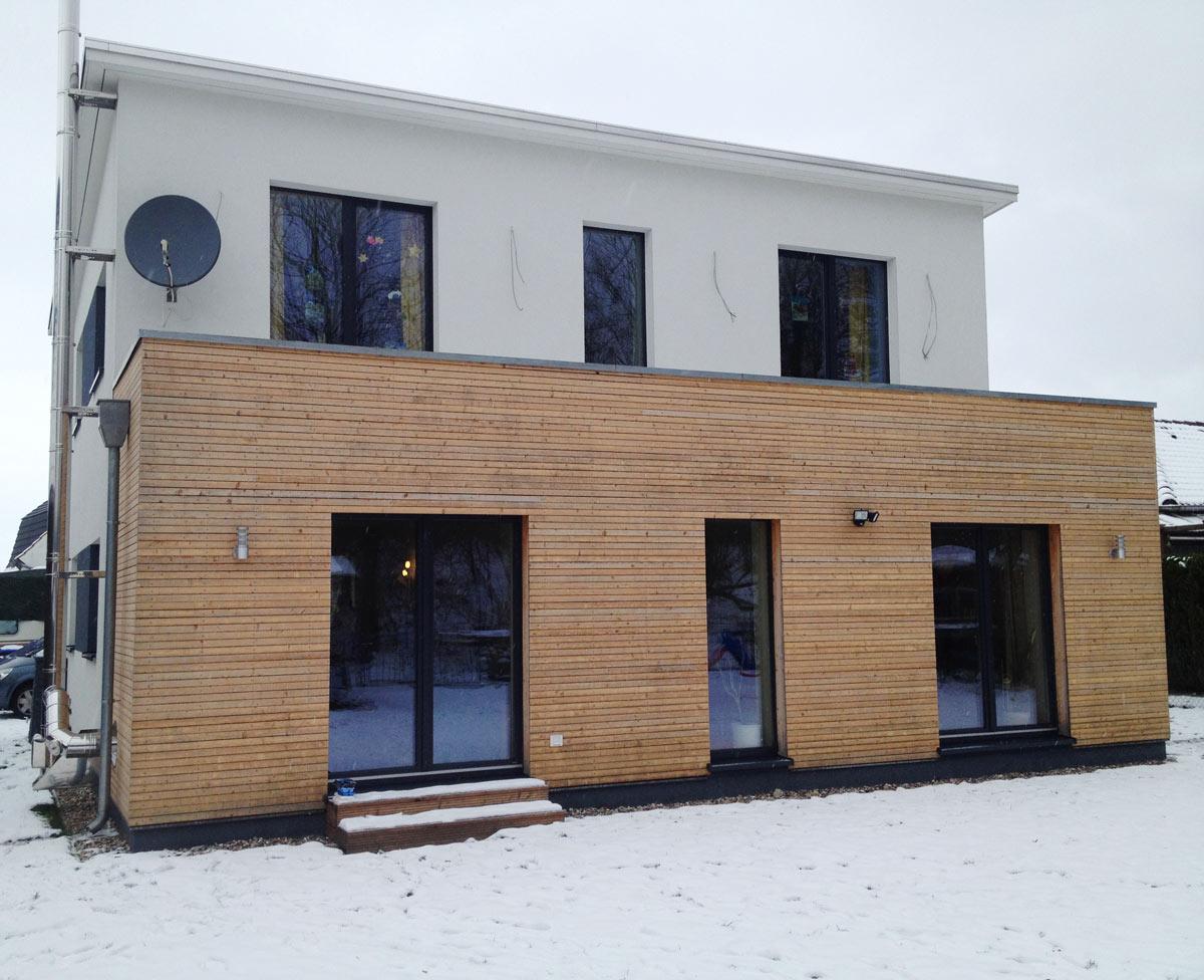 Oekologisches Haus